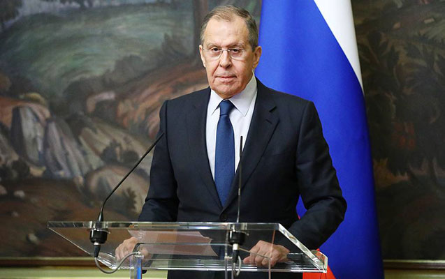 Lavrov koronavirusa görə özünü təcrid etdi