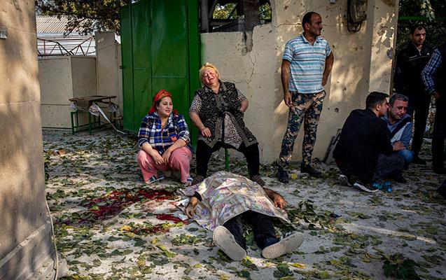 BMT Bərdə qətliamını qınadı