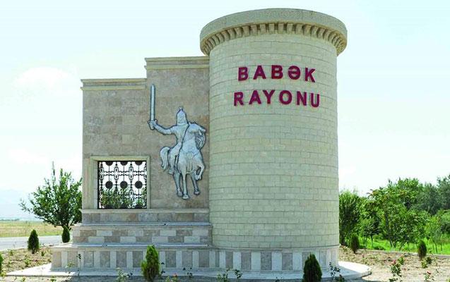 Babək rayonunun inzibati ərazi bölgüsündə dəyişiklik edildi