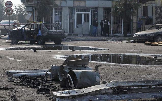 """""""Amnesty International"""" ermənilərin kasetli bombalardan istifadəsini təsdiqlədi"""