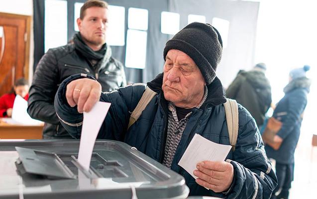 Moldovada prezident seçkiləri keçirilir