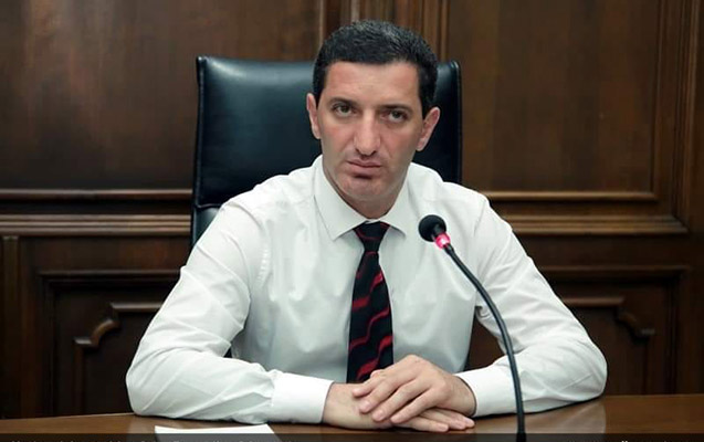 """""""Cəlal Arutyunyanla bağlı bizi aldadırlar"""" - Erməni deputat"""