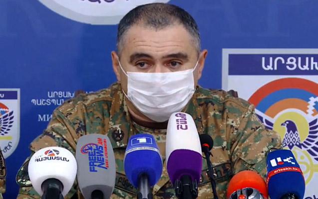 """Cəlal Arutyunyandan sonra polkovnik """"müavini"""" də məhv edildi"""