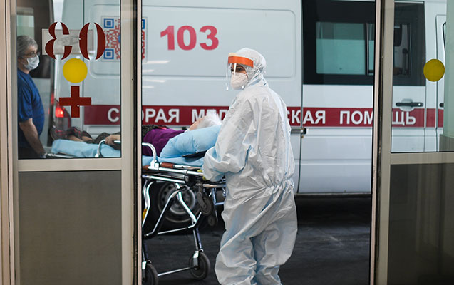 Moskvada daha 72 pasiyent COVİD-in qurbanı oldu