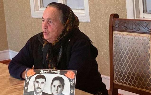 Ermənistanın keçmiş müdafiə nazirinin bacısı ilə Kürdəmirdə
