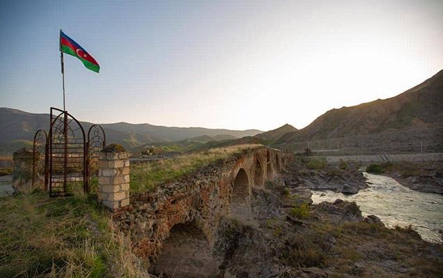 İşğaldan azad edilmiş şəhər və kəndlərimiz
