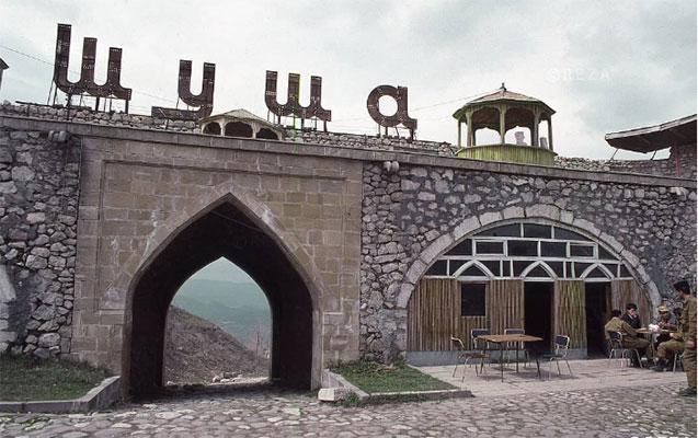Dünya Azərbaycan əsgərinin Şuşadakı döyüşündən danışır