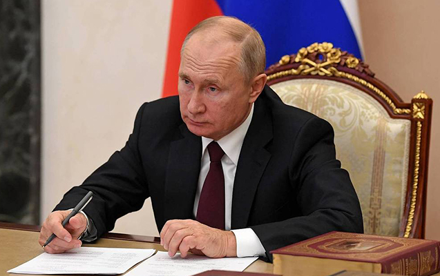 Putin KTMT yanında yeni daimi nümayəndə təyin etdi