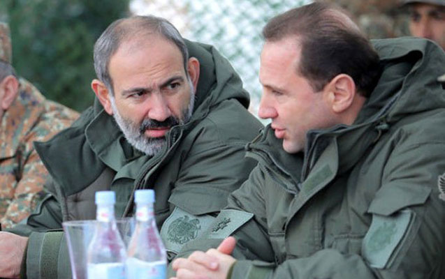 Tonoyan Azərbaycan ordusunun gücünü belə etiraf etdi