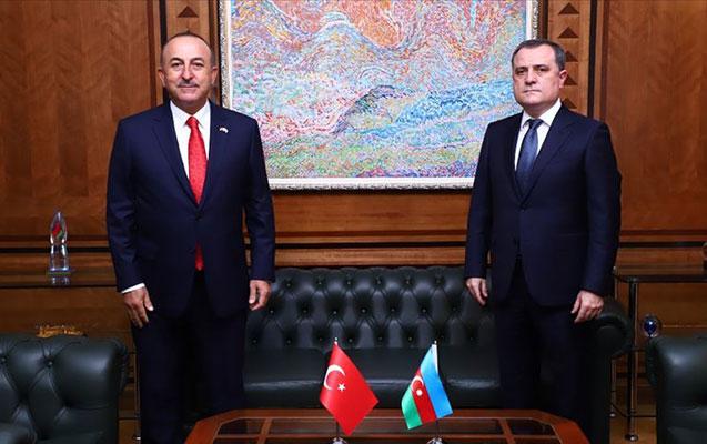 Ceyhun Bayramov Çavuşoğlu ilə telefonda danışdı