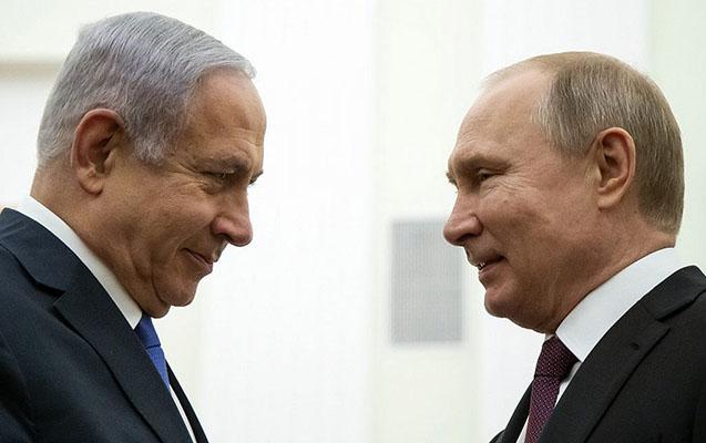 Netanyahu Putindən koronavirusa qarşı peyvənd istədi