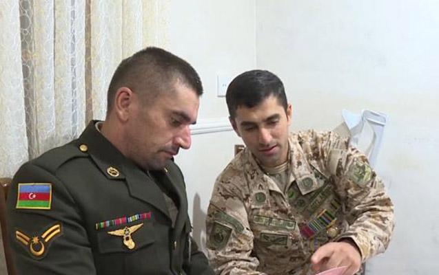 Düşmənə qan udduran qazi qardaşlar - Video