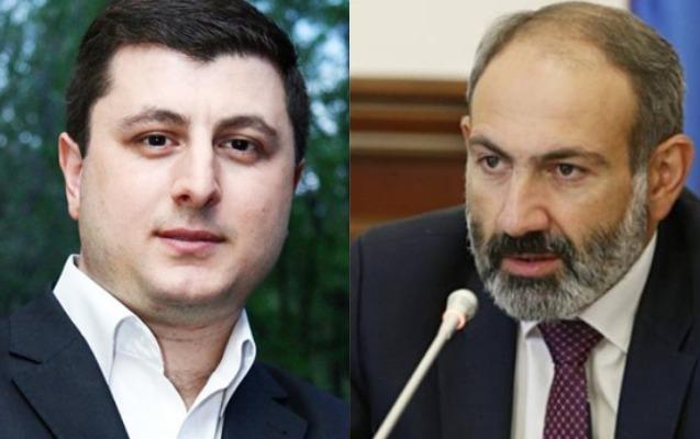 """""""Paşinyanı cinayət məsuliyyətinə cəlb etmək lazımdır"""" - Abramyan"""