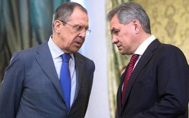 Şoyqu ilə Lavrov Ermənistandadır
