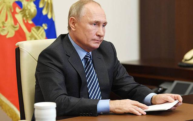 Putin birgə bəyanatın müəlliflərini açıqladı