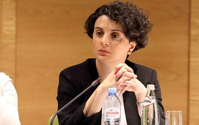 Gürcüstan hökumət administrasiyasının rəhbəri istefa verdi