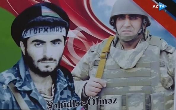 Qardaşı Birinci, özü İkinci Qarabağ savaşında şəhid oldu - Video