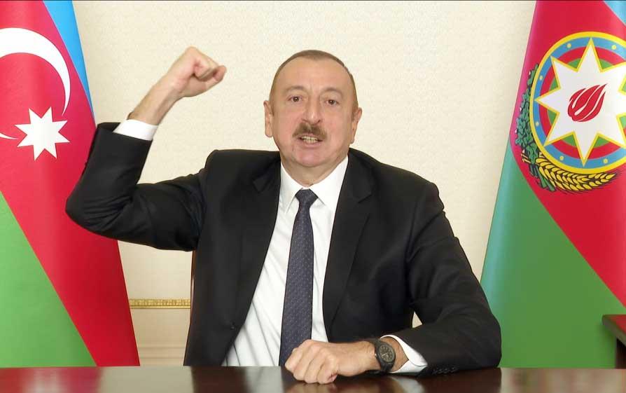 """""""Demişdim ki, sənin yeddi şərtini zibil yeşiyinə atıram"""""""