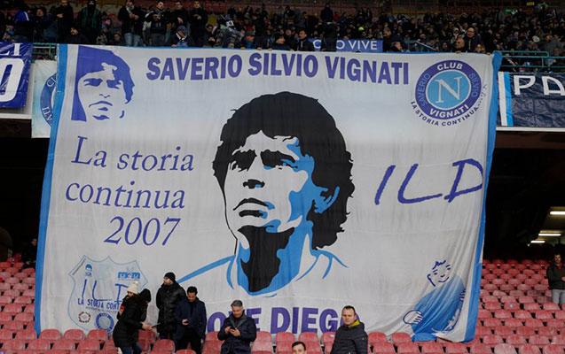 Maradonanın ölümünə görə Argentinada matəm elan olundu