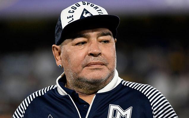 Maradonaya 9 təcili tibbi yardım çağırılıbmış