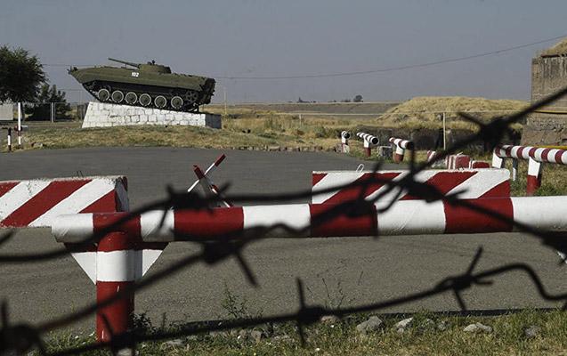 Ermənistanda hərbi bazada Rusiya hərbçisinin meyiti tapıldı