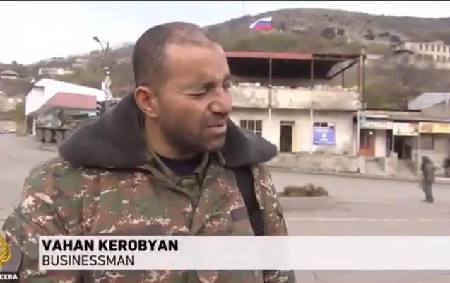 Yeni erməni nazirin ordu ilə bağlı açıqlaması gündəm oldu - Video
