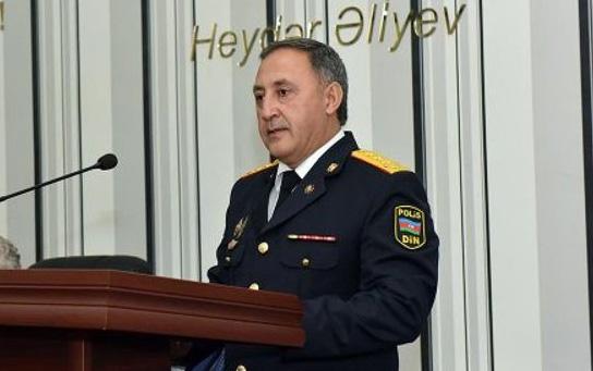 Bakı şəhər Baş Polis İdarəsinə yeni rəis təyin edildi