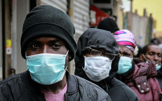 ABŞ-da son sutkada 155 mindən çox insan koronavirusa yoluxdu
