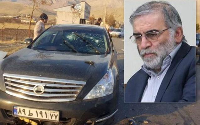 İranlı alim uzaqdan idarə edilən silahla öldürülüb