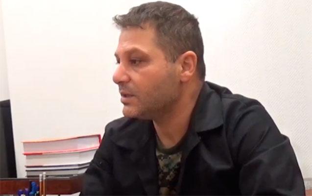 Livanlı muzdlu-terrorçu DTX tərəfindən məsuliyyətə cəlb edildi - Video