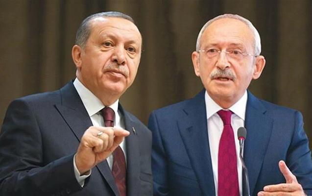Ərdoğandan Kılıçdaroğluna qarşı 500 minlik təzminat davası