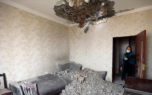Ermənistan ordusu 28 ildə iki dəfə evini dağıdıb