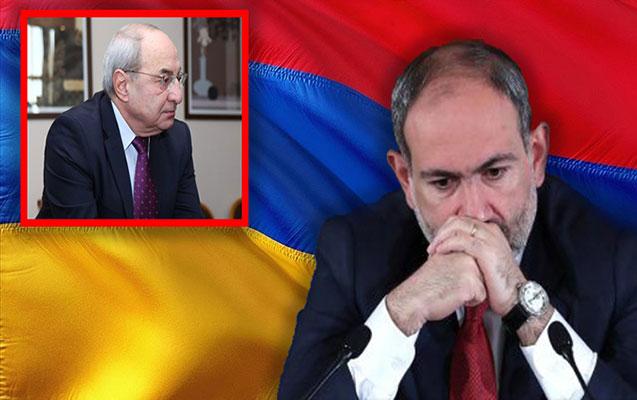 Ermənistan müxalifəti Paşinyanın yerinə namizədini açıqladı