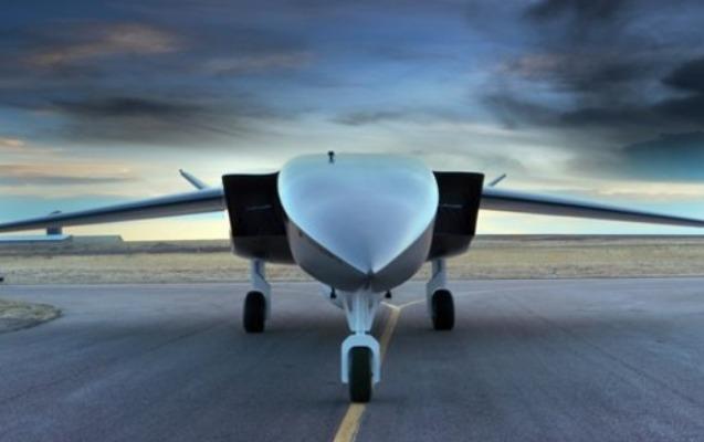 ABŞ-da dünyanın ən böyük dronu yaradıldı — Foto