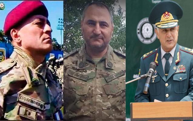 """""""Vətən Müharibəsi Qəhrəmanı"""" adı verilən generallar kimlərdir?"""