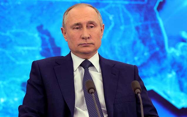 """Putin Baydenin ona """"qatil"""" deməsindən narahat deyil"""