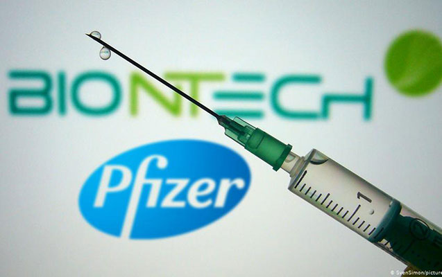 """Saxta """"BioNTech"""" vaksinləri aşkarlandı"""