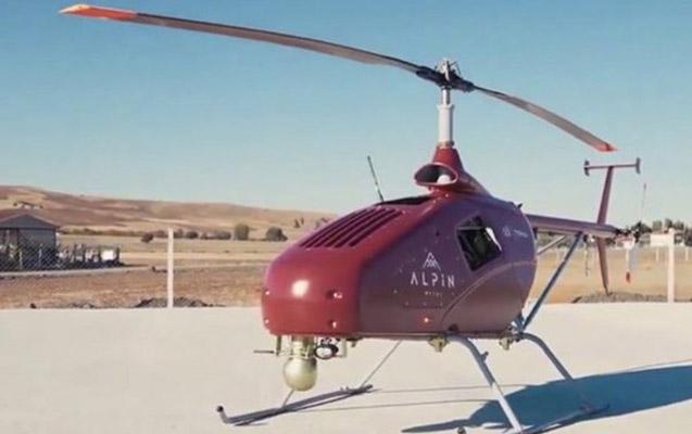 Türkiyə pilotsuz helikopter buraxacaq - Fotolar