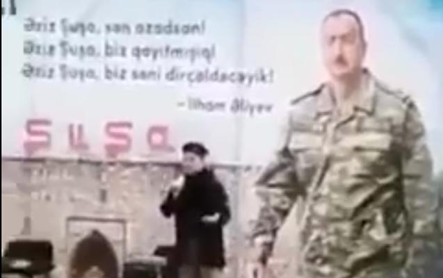 İllər sonra Cıdır düzündə ilk konsert - Video