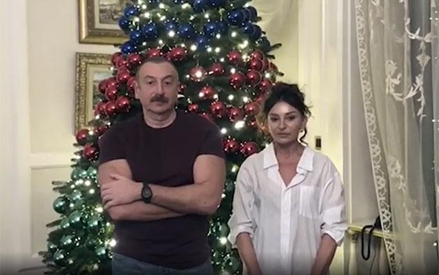 Prezident doğum günü təbriklərinə belə cavab verdi - Video