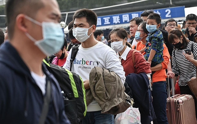 Çində aktiv koronavirus xəstələrinin sayı 250-dən aşağı düşdü