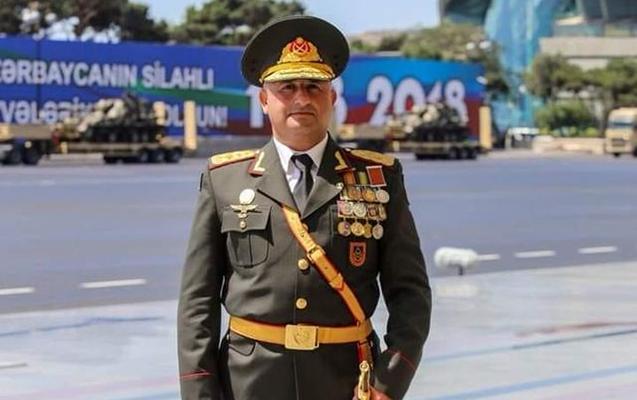 Suqovuşanın azad olunmasına görə 2 general təltif edildi