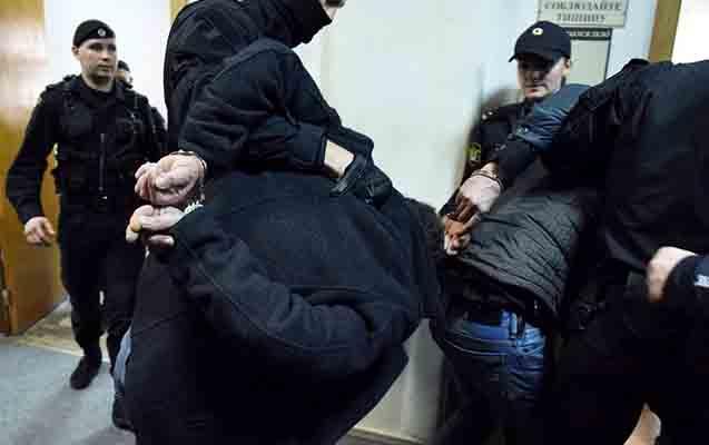 İki FETÖ-çü Ukraynadan Türkiyəyə gətirildi