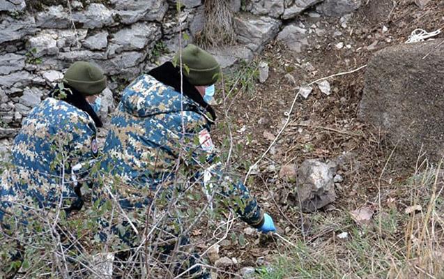 Daha 2 erməni hərbçinin meyiti tapıldı