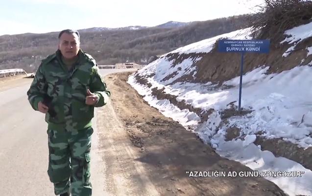 Mirşahin Şurnuxa getdi, erməni ailəsi ilə danışdı - Video