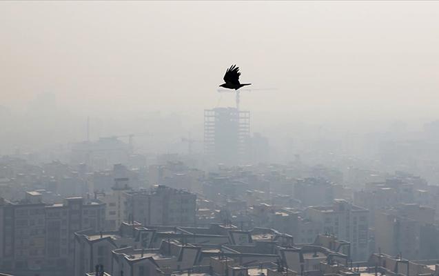 İranda havanın çirklənməsi təhlükəli həddə çatdı