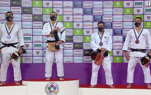 İki cüdoçumuzdan gümüş medal