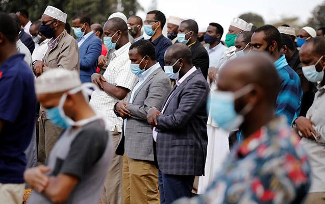 Keniyada 16 fərqli növ koronavirus aşkar edilib