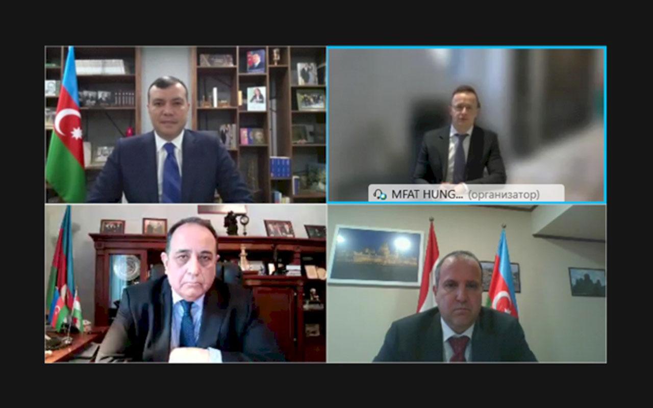 Azərbaycan və Macarıstan arasında ticarət dövriyyəsi ötən il də artıb