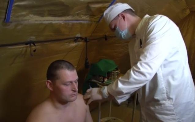 Qarabağdakı Rusiya sülhməramlılarının peyvənd edilməsinə başlanıldı